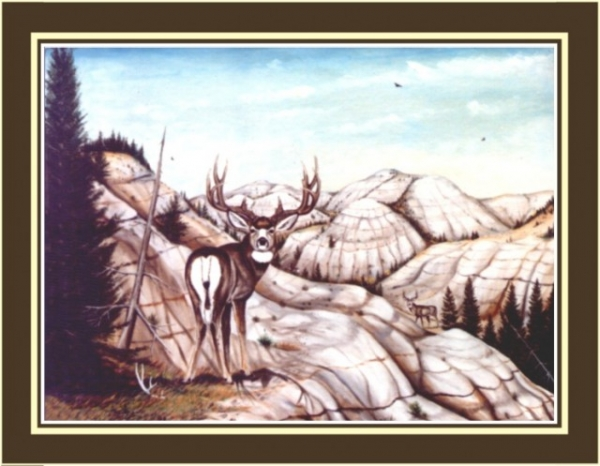 MULE DEER BADLANDS OIL
