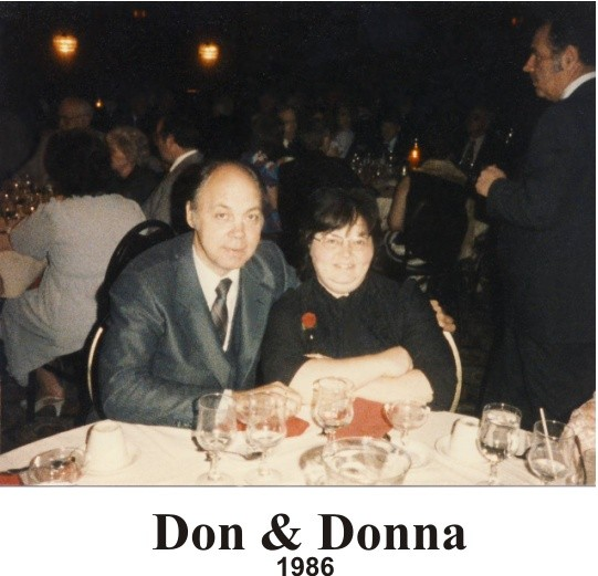 Don and Donna 1986