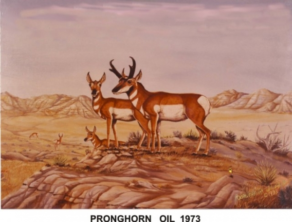 PRONGHORN OIL 1973