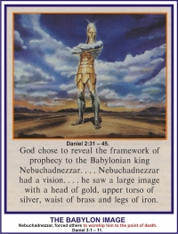 THE KING OF BABYLON IMAGE